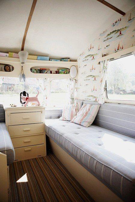 Behang Caravan 2016